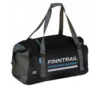 Finntrail Big Roll 1712, 80L, Black