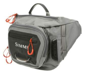 Simms Freestone Tactical Hip Pack, 6L, Steel