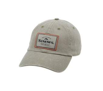 Simms Single Haul Cap, Tumbleweed