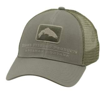 Simms Trout Icon Trucker, Tumbleweed