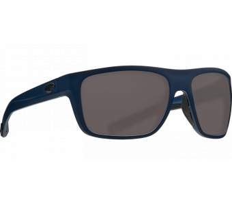 Costa Broadbill, Gray 580P, Matte Midnight Blue