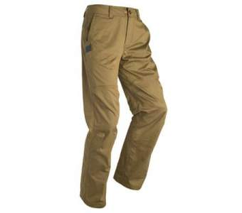 Sitka Back Forty Pant, Olive Brown