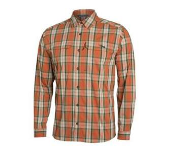 Sitka Globetrotter Shirt LS, Canyon Plaid
