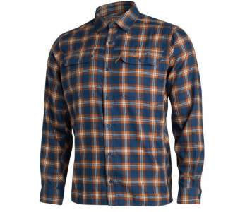 Sitka Frontier Shirt, Midnight Plaid