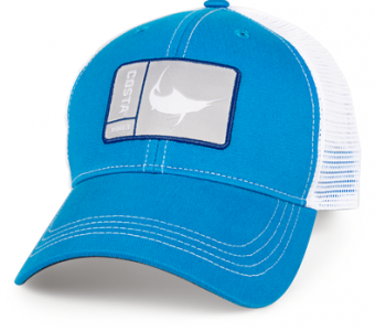 Costa Original Patch Marlin, Blue/White