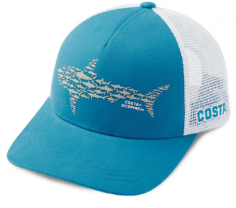Costa Ocearch Huddle Trucker, Costa Blue