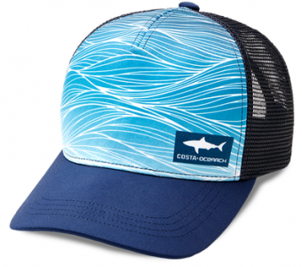 Costa Ocearch Shark Wave Trucker, Navy