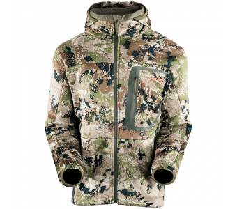 Sitka Traverse Cold Weather Hoody, Optifade Subalpine