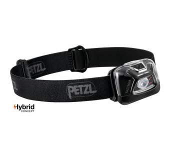 Petzl Tactikka, Black