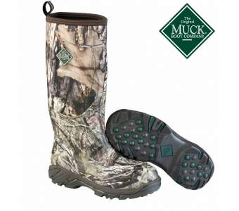 Muck Boot Arctic Pro, Mossy Oak Break-up Country