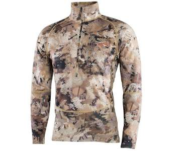 Sitka Grinder Zip-T, Optifade Marsh