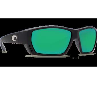 Costa Tuna Alley, Green Mirror 580P, Black Frame