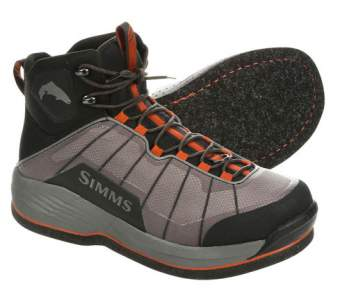 Simms Flyweight Boot Felt, Steel Grey
