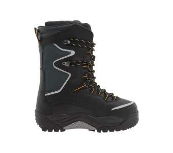 Baffin LIGHTNING BLACK-CHARCOAL 10 (43)