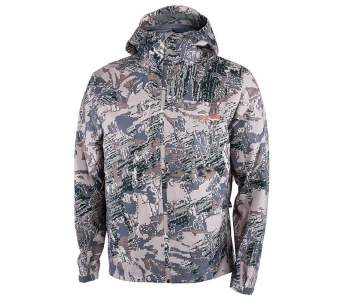 Sitka Cloudburst Jacket New, Optifade Open Country
