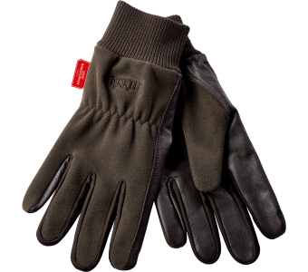 Harkila Pro Shooter Gloves, Shadow Brown