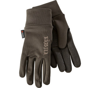 Harkila Power Liner Gloves, Soil Brown