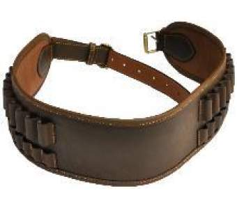 Maremmano ML 201 Leather Cartridge Belt 20 Bullets