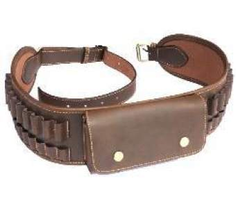 Maremmano ML 202 Leather Cartridge Belt 20 Bullets