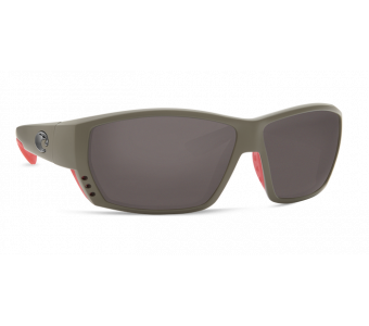 Costa Tuna Alley, Gray 580P, Race Gray Frame