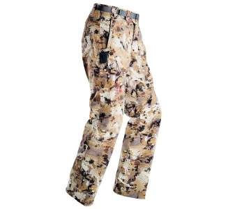 Sitka Dakota Pant, Optifade Marsh