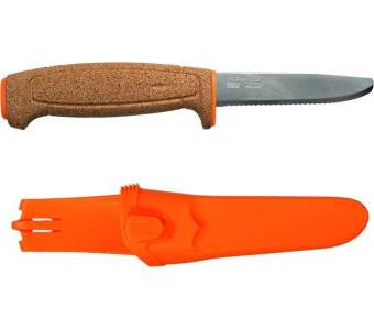 Morakniv Floating Serrated, Orange