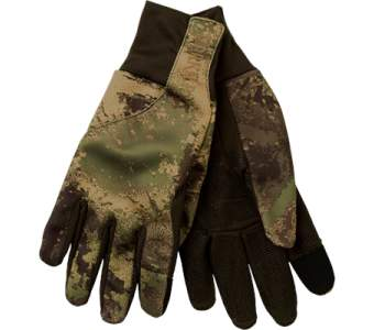 Harkila Lynx Fleece Glove, AXIS MSP® Forest Green