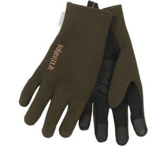 Harkila Mountain Hunter Gloves, Hunting Green