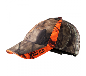 Harkila Moose Hunter Cap, MossyOak®Break-Up Country®-MossyOak®OrangeBlaze
