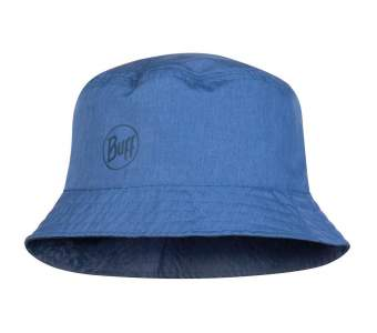 Buff Travel Bucket Hat, Rinmann Blue