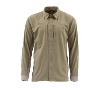 Simms Intruder BiComp Shirt '20, Tan
