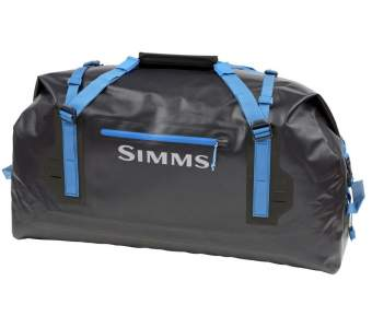 Simms Dry Creek Duffel Large 200L, Admiral Blue