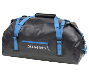 Simms Dry Creek Duffel Medium 155L, Admiral Blue