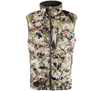 Sitka Kelvin Lite Vest (New), Optifade Subalpine