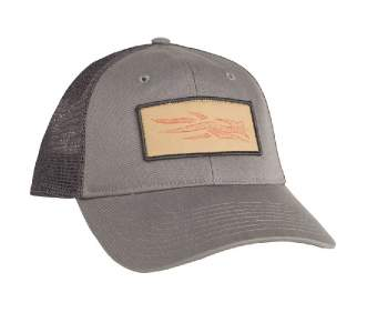 Sitka Topo Logo Patch Trucker цв. Shadow