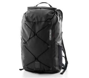 Ortlieb Light Pack TWO 25L, Black