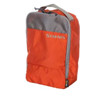 Simms GTS Packing Pouches, Simms Orange
