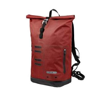 Ortlieb Commuter Daypack City 27L, Dark Chili