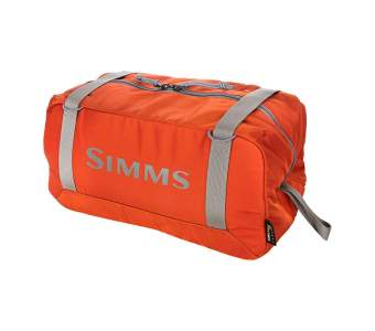 Simms GTS Padded Cube, L, Simms Orange