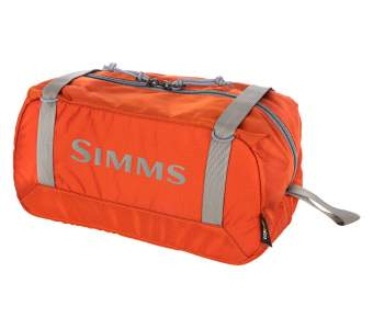 Simms GTS Padded Cube, M, Simms Orange