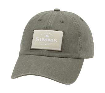Simms Single Haul Cap, Loden