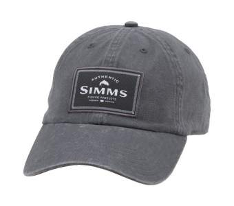 Simms Single Haul Cap, Slate