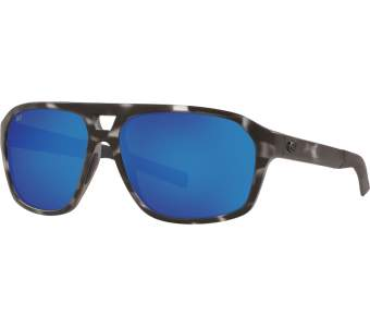 Costa Switchfoot, Blue Mirror 580P, Ocearch Matte Tiger Shark Frame