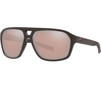 Costa Switchfoot, Silver Mirror 580P, Ocearch Matte Black Frame