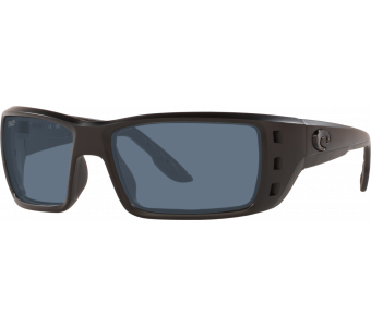 Costa Permit, Gray 580P, Blackout Frame