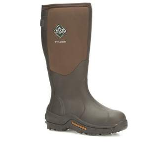 Muck Boot Wetland Extended Fit, Brown