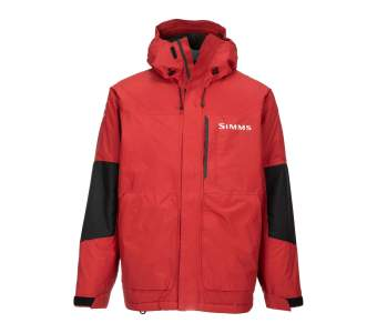 Simms Challenger Insulated Jacket '20, Auburn Red