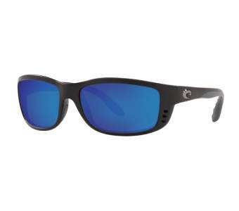 Costa Zane, Blue Mirror 580P, Black
