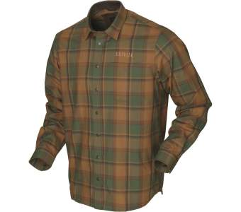 Harkila Metso Active Shirt, Spice Check