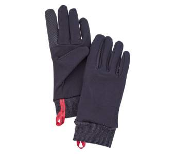 Hestra Touch Point Active 5 Finger, Navy